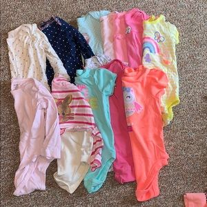Other - Girls 18 mo onesies